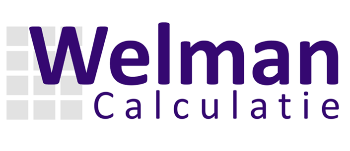 Welman Calculatie